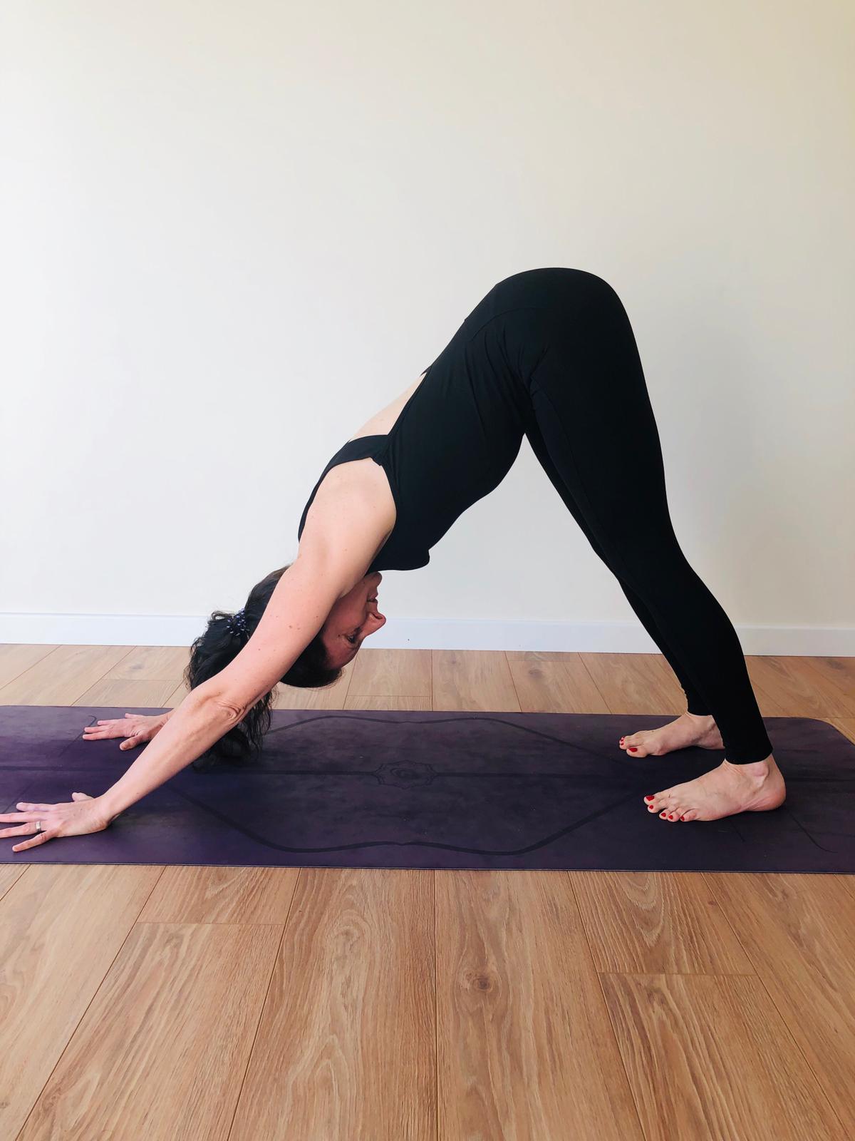 legging de yoga noir