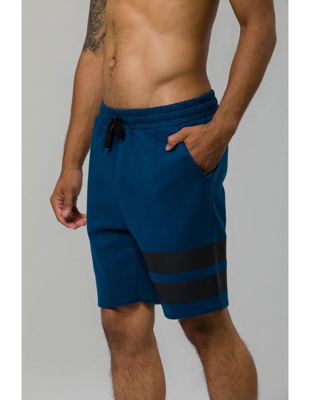 Short Yoga bleu Homme -Onzie