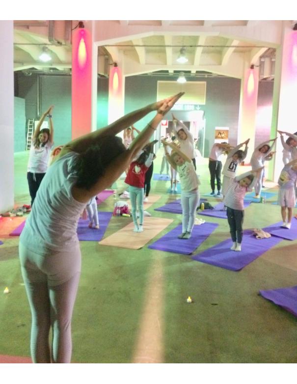 Formation Yoga enfants