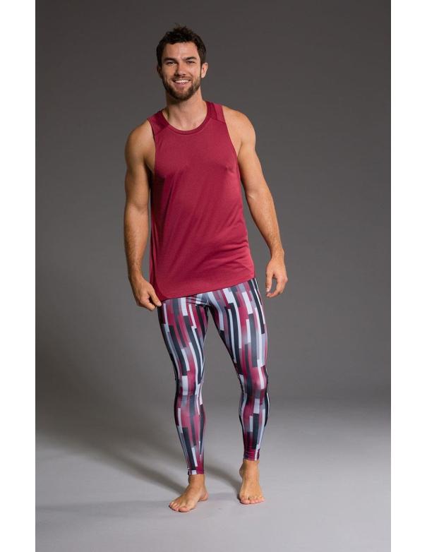 Legging graphique Yoga Homme -Onzie