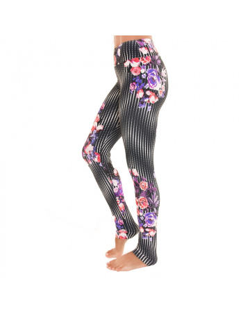 Legging Yoga Dotted Illusion