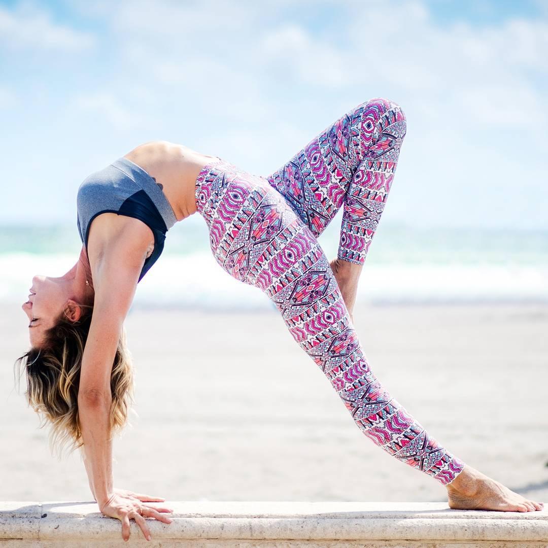 Legging Yoga confortable