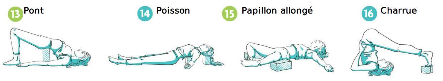 Comment_utiliser_briques_yoga: postures pour la détente